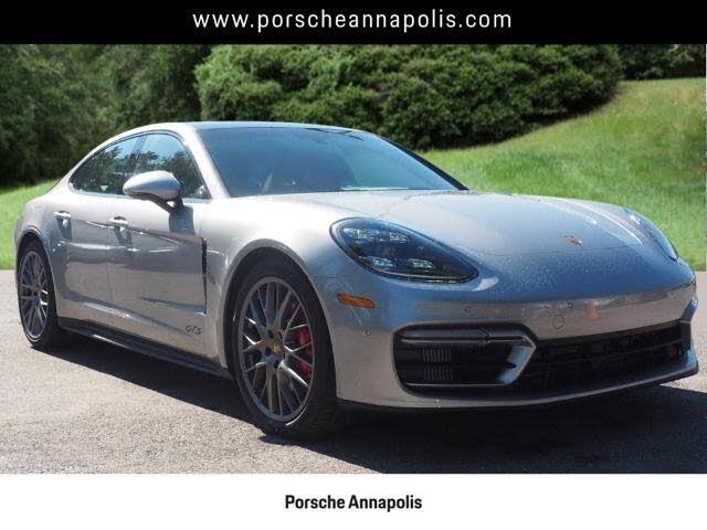 2021 Porsche Panamera GTS AWD