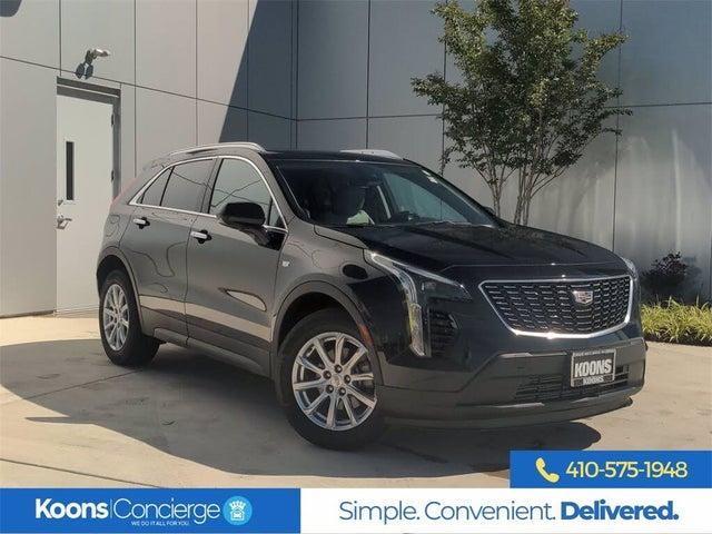 2019 Cadillac XT4 Luxury FWD