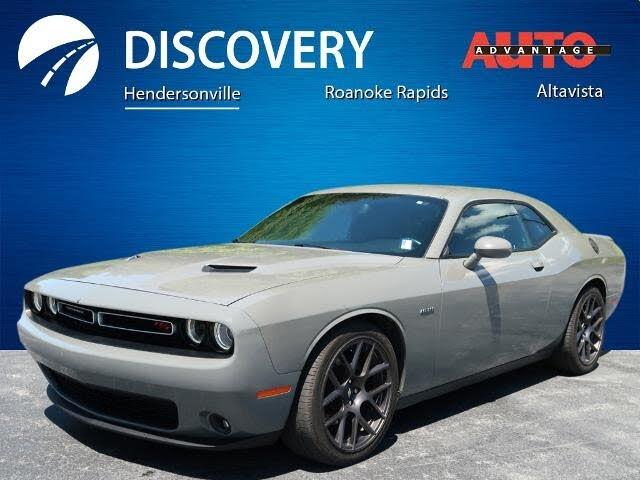 2017 Dodge Challenger R/T Plus RWD