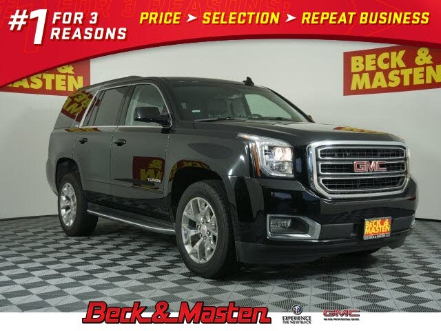 2018 GMC Yukon SLT RWD