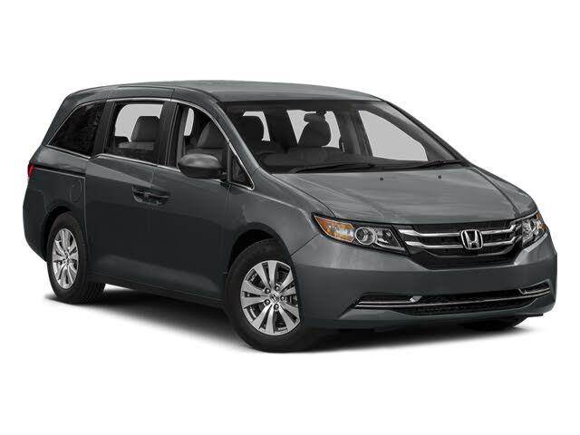 2014 Honda Odyssey SE FWD