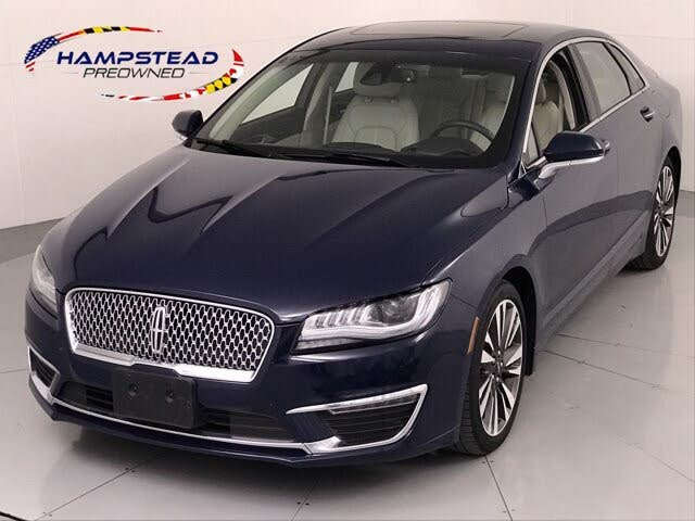 2018 Lincoln MKZ Reserve AWD