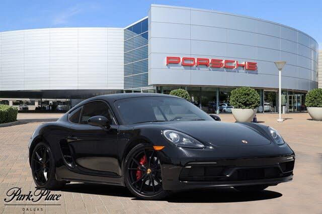 2019 Porsche 718 Cayman GTS RWD