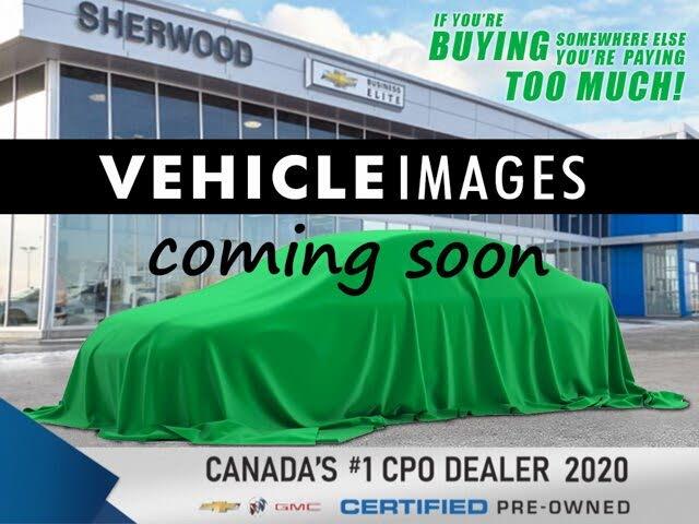 2013 Chevrolet Silverado 1500 LT Extended Cab 4WD