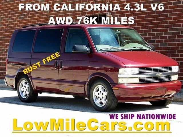 2005 Chevrolet Astro LT Extended AWD