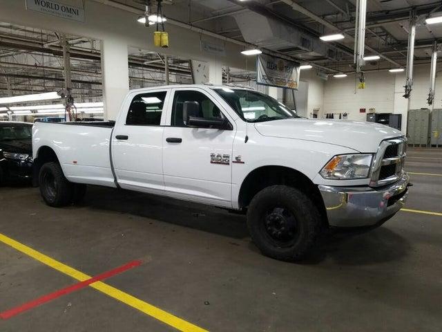 2017 RAM 3500 Tradesman Crew Cab LB DRW 4WD