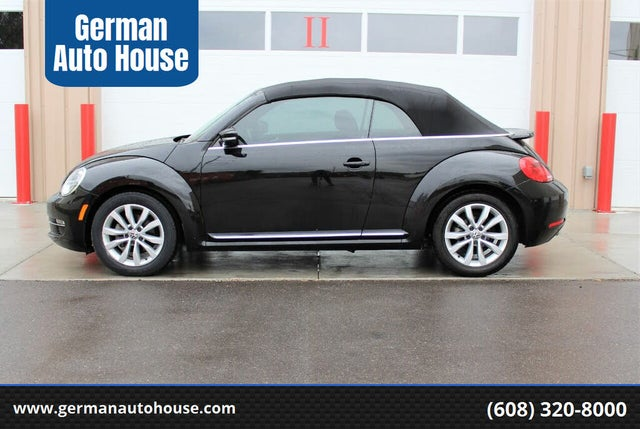 2014 Volkswagen Beetle TDI Convertible with Premium