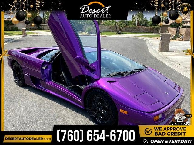 1992 Lamborghini Diablo Coupe