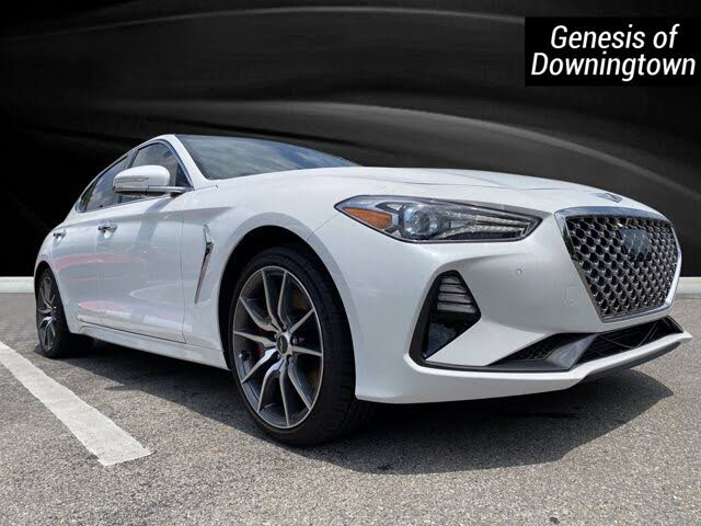 2020 Genesis G70 3.3T AWD
