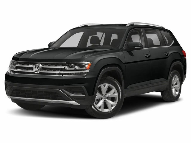 2019 Volkswagen Atlas 2.0T SE FWD