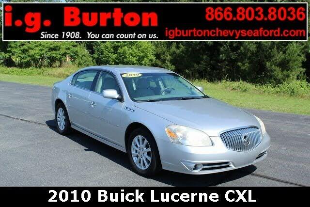 2010 Buick Lucerne CXL5 FWD