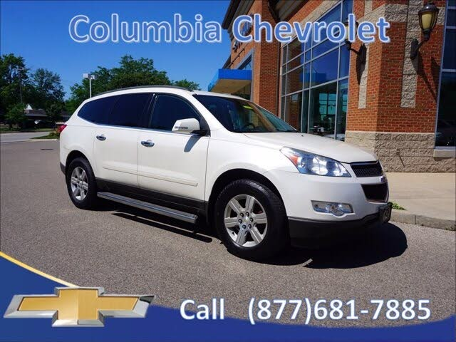 2011 Chevrolet Traverse 1LT FWD