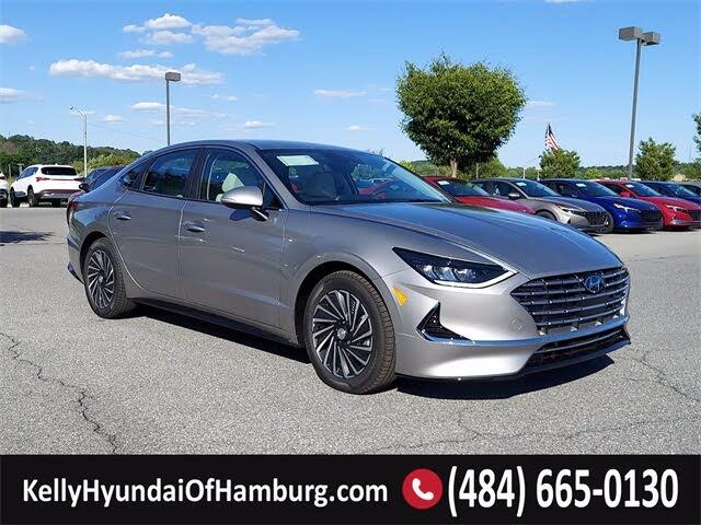 2021 Hyundai Sonata Hybrid SEL FWD