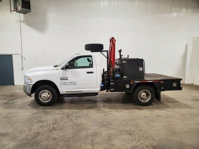 2017 RAM 3500 Chassis
