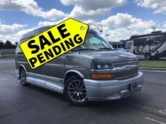 2013 Chevrolet Express Cargo 1500 RWD with Upfitter