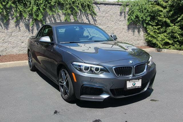 2018 BMW 2 Series M240i xDrive Convertible AWD