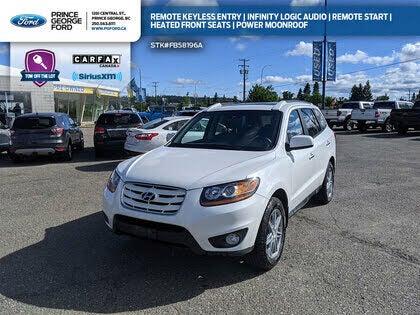 2010 Hyundai Santa Fe 3.5L Limited AWD with Navigation