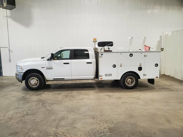 2016 RAM 3500 Chassis