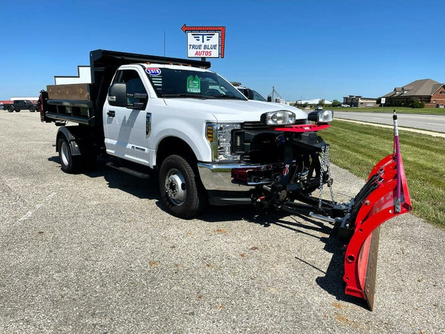 2018 Ford F-350 Super Duty Chassis XL DRW LB 4WD