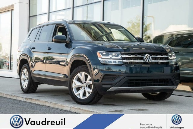 2018 Volkswagen Atlas 3.6L Trendline 4Motion
