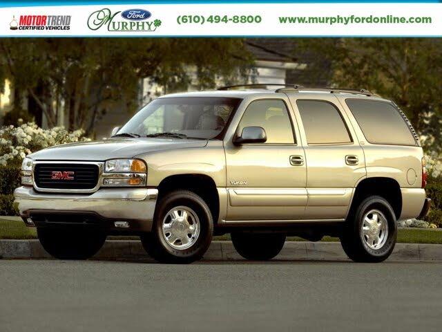 2005 GMC Yukon 1500 SLE