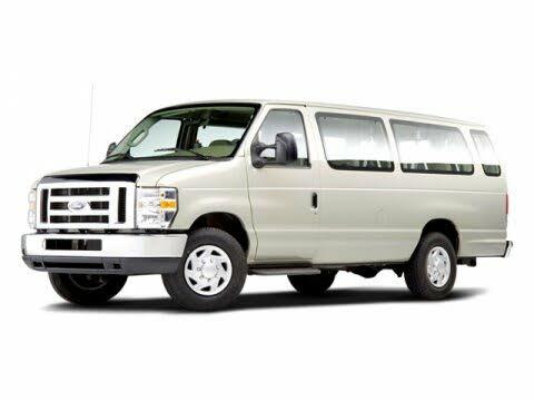 2008 Ford E-Series E-350 XLT Super Duty Passenger Van