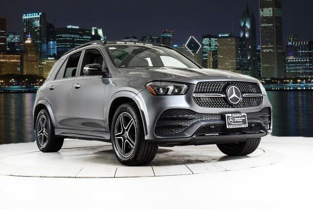 2020 Mercedes-Benz GLE-Class GLE 450 4MATIC AWD