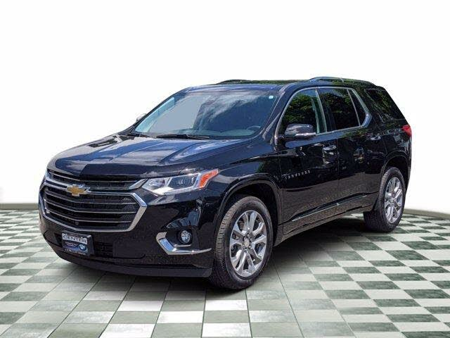 2020 Chevrolet Traverse Premier FWD