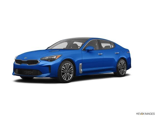 2018 Kia Stinger Premium RWD