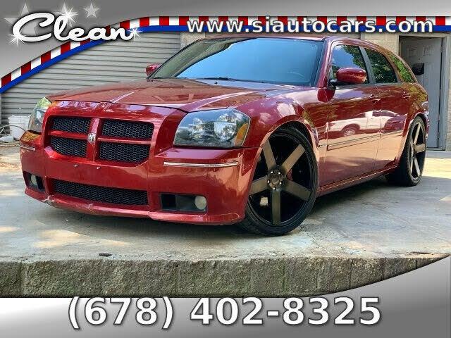 2006 Dodge Magnum SRT8 RWD