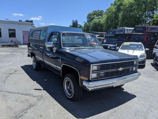 1983 Chevrolet C/K 10 Silverado LB 4WD