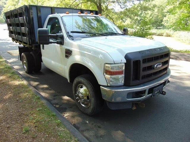 2010 Ford F-350 Super Duty Chassis XL DRW 4WD