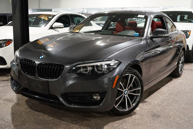 2018 BMW 2 Series 230i xDrive Coupe AWD