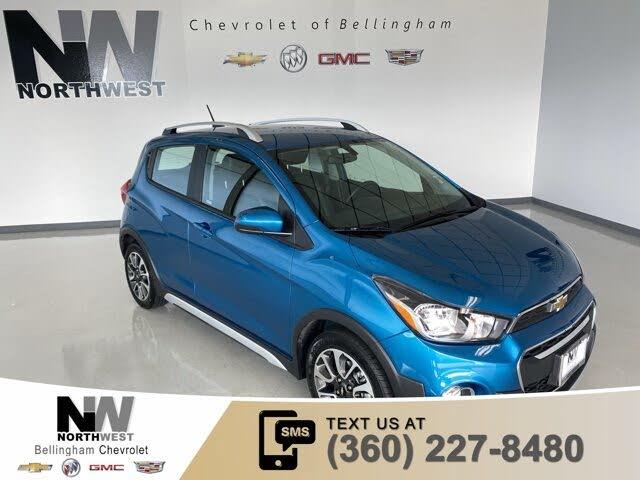 2019 Chevrolet Spark ACTIV FWD