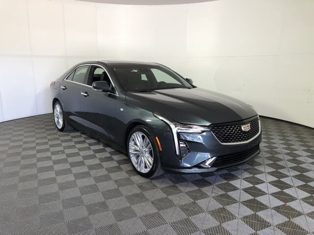 2020 Cadillac CT4 Premium Luxury RWD