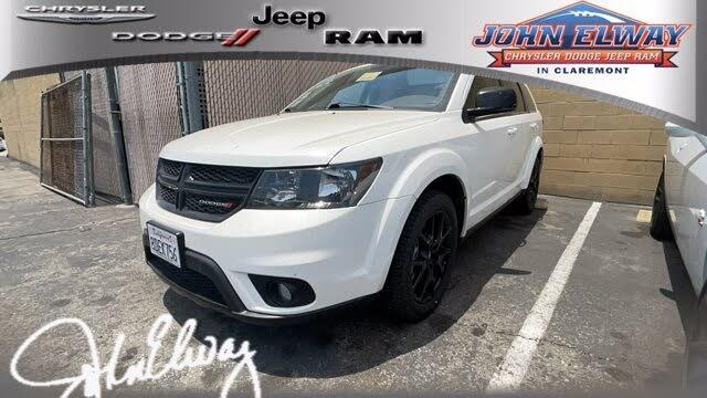 2018 Dodge Journey SXT FWD
