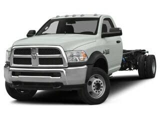 2018 RAM 3500 Chassis Tradesman 10000 GVWR 4WD