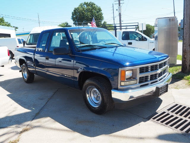 1998 Chevrolet C/K 1500 Silverado Extended Cab RWD