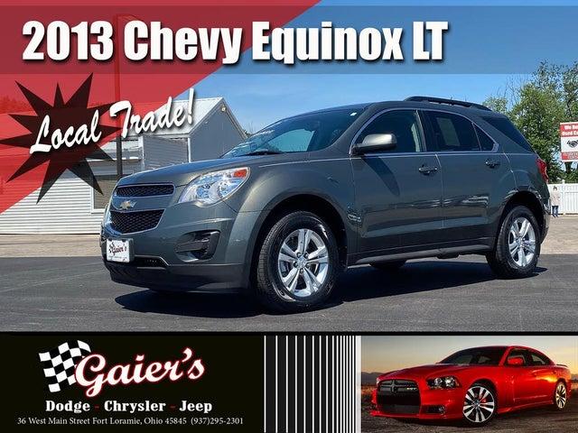 2013 Chevrolet Equinox 1LT FWD