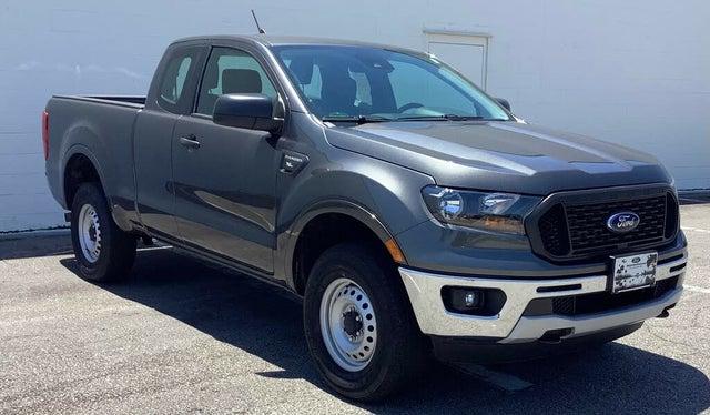 2020 Ford Ranger XL SuperCab RWD