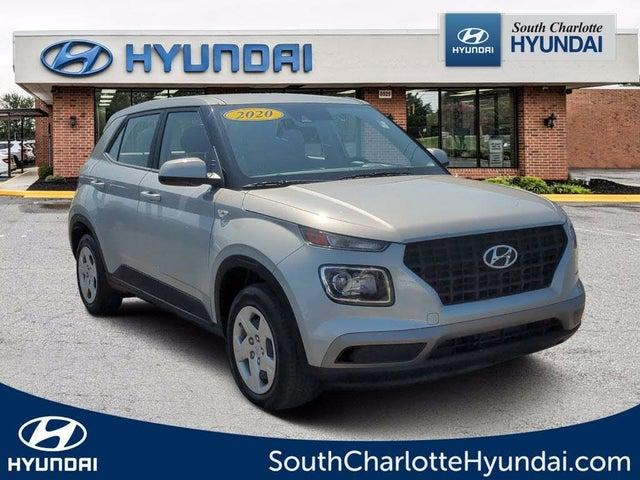 2020 Hyundai Venue SE with CVT FWD
