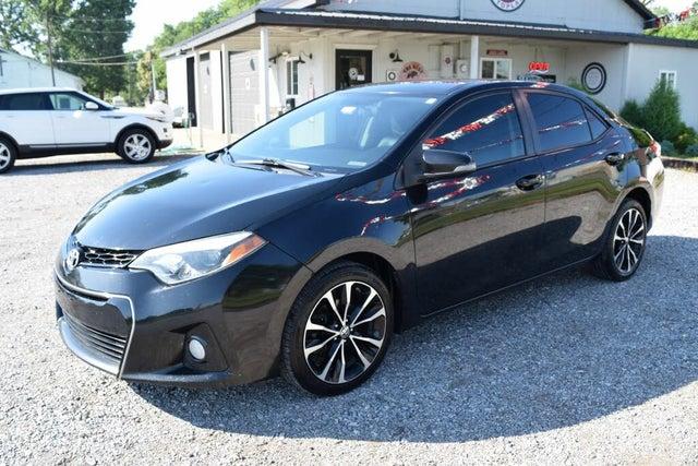 2015 Toyota Corolla S Premium