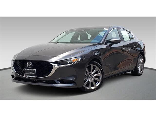 2019 Mazda MAZDA3 Preferred Sedan FWD