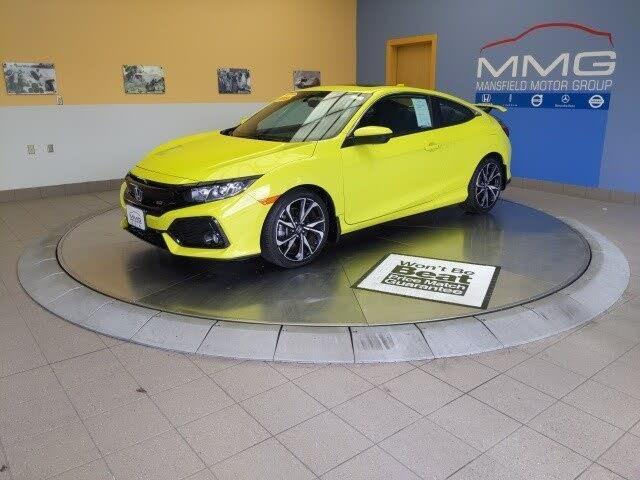 2019 Honda Civic Coupe Si FWD