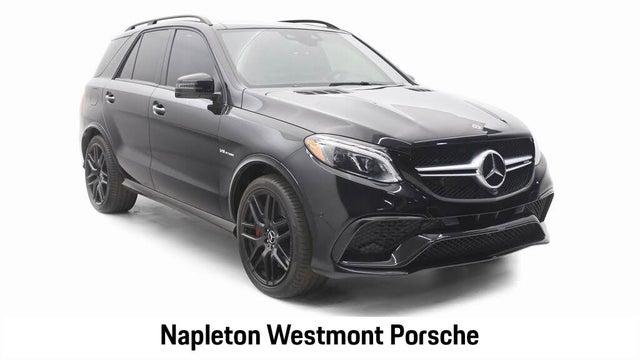 2019 Mercedes-Benz GLE-Class GLE AMG 63 4MATIC S-Model AWD
