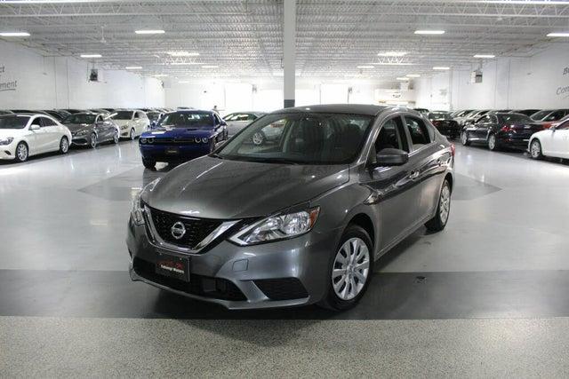 2019 Nissan Sentra SV FWD