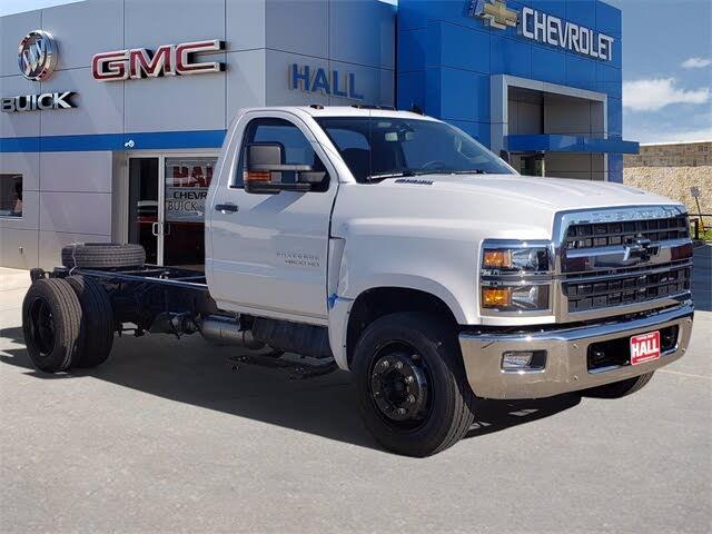 2021 Chevrolet Silverado 4500HD