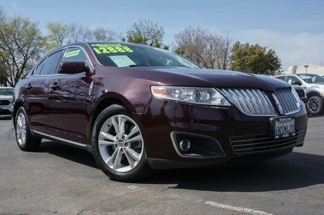 2011 Lincoln MKS 3.7L AWD