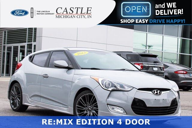 2013 Hyundai Veloster Re:Mix FWD