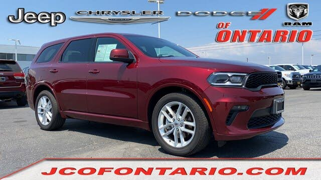 2021 Dodge Durango GT RWD